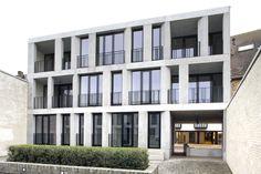 Appartementsgebouw Oosterlinck, Wetteren | VAi - Vlaams Architectuurinstituut