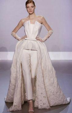 Bridal trouser