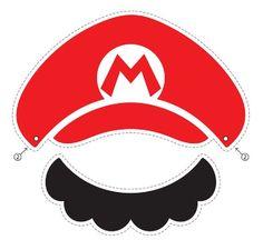 Print - Mario hoed