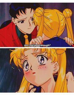 Unrequited love :( Seiya & Usagi