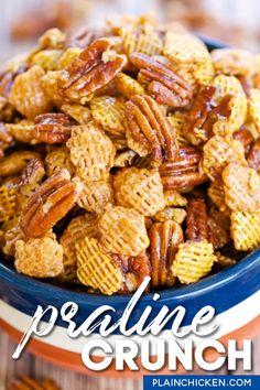 Snack Mix Recipes, Appetizer Recipes, Dessert Recipes, Cooking Recipes, Easy Recipes, Delicious Recipes, Skinny Recipes, Snack Mixes, Crispix Snack Mix Recipe