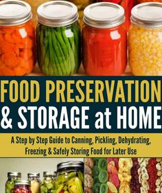 Preserving Food Without Freezing Or Canning Recipes