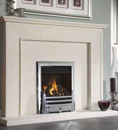 Gas Fires   Verine Orbis Inset Gas Fire   Direct Fireplaces