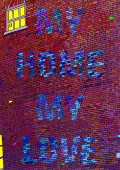 by Shane O Connor Name : 'My Home My Love' Size : x or Print type : Digital on Limited to 100 Numbered and signed by the artist This print is limited to 100 which is divided into and prints. Check out his artist section HERE Irish Art, Famous Landmarks, Love Signs, Limited Edition Prints, Geometric Shapes, Dublin, My House, Art Prints, A3