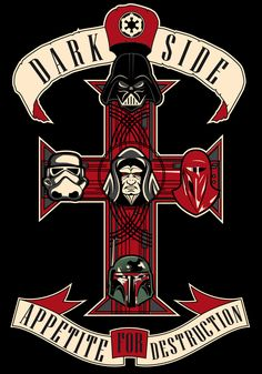Dark Side: Appetitte for Destruction Created by Said Peña