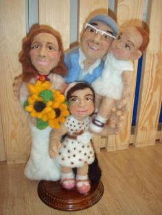 Familia ENFIELTRADA by Dodo ^-*