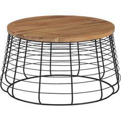 apis coffee table | CB2