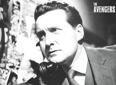 The Avengers Patrick MacNee as John Steed
