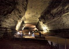 """This is a """"must"""" Camping or RVing trip with the family, specially the kids! Mammoth Cave National Park in KENTUCKY... cool huh? Book a top Campground or RV Park."""