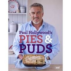 Paul Hollywood's Pies and Puds. The perfect Father's Day gift for a wannabe baker, or a dad who loves to cook. | Tesco