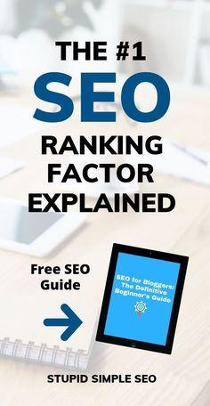 How To Seo Ranking Factor Explained seo, seo tips, seo seo how to use Search Engine Marketing, Seo Marketing, Digital Marketing Strategy, Affiliate Marketing, Online Marketing, Content Marketing, Marketing Strategies, Seo Guide, Seo Tips