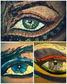 Mosaic art by ilknur hıçkıran