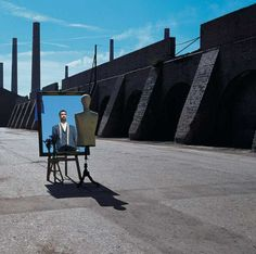 Storm Thorgerson - Frances The Mute