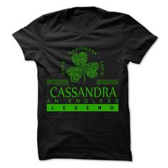 (Tshirt Top Gift) CASSANDRA-the-awesome   Teeshirt this week