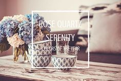 Are Rose Quartz + Serenity 2016s the colors of the year?