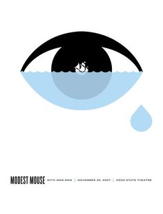 Modest Mouse with Man Man    By Jason Munn