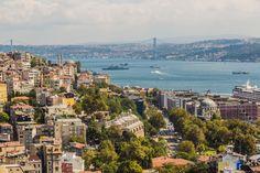 İstanbul'dan günaydın…  İstanbul'da bugün 24°/18° derece bulutlu bir hava hakim olacak. Şehirde iyi bir gün geçirmeniz dileğiyle…  ... Goodmorning from Istanbul…  Today Istanbul will be 24°/18° cloudy. Hope you'll have a nice day in the city…