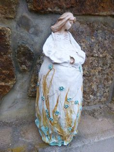Pokojný čas 530,-  v36 cm Greek, Statue, Art, Art Background, Kunst, Performing Arts, Greece, Sculptures, Sculpture