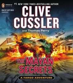 Sam and Remi Fargo, a husband-and-wife treasure-hunting team, discover a Mayan codex. Reserve your copy today or check our Express shelf! Also available as a book on CD.