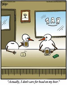 Long Story Short for Funny Picture Quotes, Funny Quotes, Quote Pictures, Snowman Jokes, Dashing Through The Snow, Funny Cartoons, Just For Fun, Christmas Humor, Comic Strips