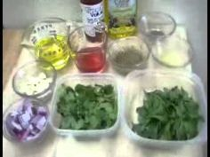 Cómo Hacer Salsa Chimichurri