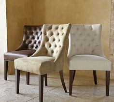 Hayes Chair #potterybarn