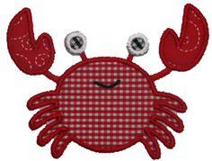 Crab - potholder??