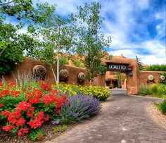 Inn and Spa at Loretto, Santa Fe, NM