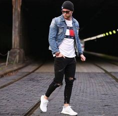 you need to copy from this influencer! – Mr Streetwear Magazine you need to copy from this influencer! Men's Business Outfits, Business Casual Dresses, Stylish Mens Outfits, Casual Outfits, Men Casual, Smart Casual, Casual Styles, Street Style Outfits, Mode Outfits