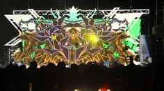 (Part-2) Sonic Bloom 2014 -Tipper & Android Jones, Psychedelic Hiphop, Trippy Visuals Festival - YouTube