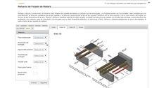 Tutorial sobre #refuerzos de #forjados de #madera utilizando la herramienta de cálculo de estructuras on-line #e-struc
