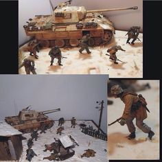 Kovel 1944 PART2 scale: 1:35 By: Andrew Bloschinsky From: diorama.ru #scalemodel #plastimodelismo #miniatura #miniature #miniatur #hobby #diorama #humvee #scalemodelkit #plastickits #usinadoskits #udk #maqueta #maquette #modelismo #modelism