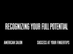 Lydia Safarti: Recognizing Your Full Potential | American Salon