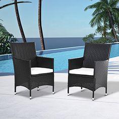 outsunny rattan garden furniture 3 pcs sofa chair table bistro set wicker weave outdoor patio set w cover aluminium frame outsunny htu2026