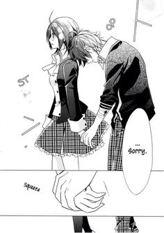Cute Manga Couple <3
