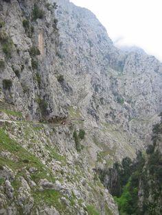 Ruta del Cares, Picos de Europa, Spain Viajar. Porque sim.