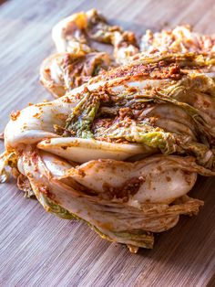 kimchi / Hannan soppa