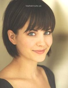 21 Bob Haircuts for Fine Hair – Styles Weekly Sweet Short Bob Hairstyles with Bangs http://www.tophaircuts.us/2017/07/07/21-bob-haircuts-for-fine-hair-styles-weekly/