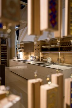 Perfect Valcucine Eurocucina by valcucine kitchens via Flickr