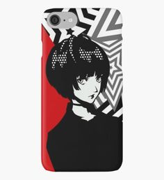 Persona 5 Tae Takemi Confidant iPhone Case/Skin