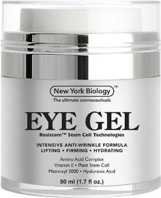 An eye treatment that'll reduce puffiness and dark circles and basically make you look less like a zombie with each application.