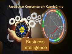 Business Intelligence na Astrologia – Face Lunar Crescente em Capricórnio hoje 09/10/16 as 01:31 – PoA/RS