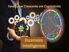 Business Intelligence na Astrologia – Face Lunar Crescente em Capricórnio hoje 09/10/16 as 01:31 – PoA/RS