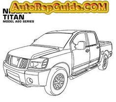 Download free - Nissan Titan A60 (2004-2011) repair manual: Image:… by autorepguide.com