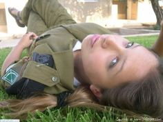 Beautiful Israeli Women Soldiers Part 3