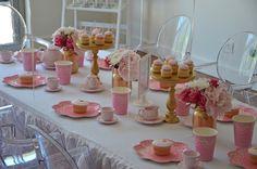 Princess Tea Birthday Party Ideas | Photo 4 of 35 | Catch My Party