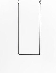 Clothing rail vertical naked version – ANNALEENAS HEM AB
