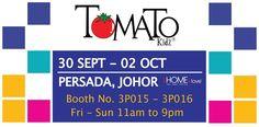 30 Sep-2 Oct 2016: Tomato Kidz Special Promotion