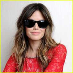 f7e469c596 Rachel Bilson  Sunglass Hut Partnership Goes Global! Rachel Bilson shows  off her sunglasses in these shots for WWD to announce her global  partnership with ...