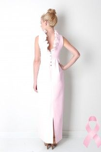 The Camilyn Beth 'Go Go' Gown in Peony Pink.